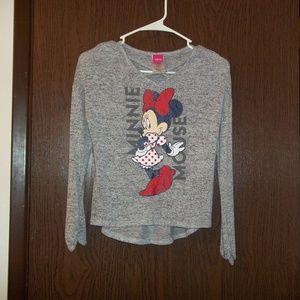 Disney Minnie Mouse Women's Top Size L